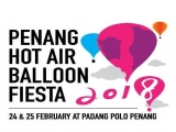 Penang Hot Air Balloon Fiesta 2018